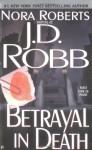 Betrayal in Death (Audio) - J.D. Robb, Susan Ericksen