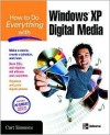 Windows XP Digital Media Idea Book - Curt Simmons