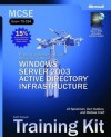 MCSE Self-Paced Training Kit (Exam 70-294): Planning, Implementing, and Maintaining a Microsoft(r) Windows Server(tm) 2003 Active Directory(r) Infrastruct - Jill Spealman, Melissa Craft, Kurt Hudson, Microsoft Press, Microsoft Corporation, Corporation
