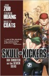 Skullkickers Volume 3: Six Shooter on the Seven Seas - Jim Zub, Misty Coats, Edwin Huang