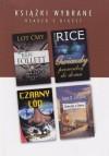 Lot ćmy; Gwiazdy prowadzą do domu; Czarny lód; Ucieczka z Edenu - Ken Follett, Anne D. LeClaire, Luanne Rice, Matt Dickinson