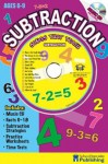 Subtraction Sing Along Activity Book with CD: Songs That Teach Subtraction - Kim Mitzo Thompson