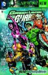 Green Lantern: New Guardians (2011- ) #13 - Tony Bedard, Andrei Bressan, Amilicar Pinna