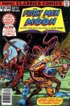 Marvel Classics Comics 31 - The First Men in the Moon - H.G. Wells, Marvel Comics, Don McGregor, Rudy Mesina