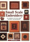 Small Scale Embroidery - Brenda Keyes