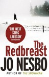 The Redbreast (Harry Hole, #1) - Robin Sachs, Jo Nesbo