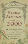 Llewellyn's 2000 Herbal Almanac - Llewellyn Publications