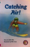 Catching Air! - Julie Ellis, Mini Goss