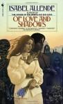 Of Love and Shadows - Margaret Sayers Peden, Isabel Allende