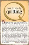 How to Win by Quitting - Jerry Stocking