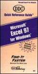 Quick Reference for Microsoft Excel 97 - DDC Publishing