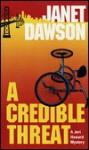 Credible Threat - Janet Dawson