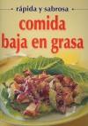 Comida Baja en Grasa = Low Fat Recipes - Tomo