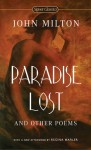 Paradise Lost and Other Poems - John Milton, Regina Marler, Edward Le Comte, Edward M. Cifelli