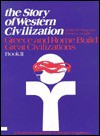 The Story of Western Civilization: Book 2 Greece and Rome Build Great Civilizations - Alan W. Riese, Herbert J. Lasalle