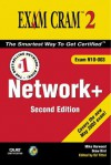 Network+ Exam Cram 2 (Exam Cram N10-003) (2nd Edition) - Mike Harwood, Drew Bird, Ed Tittel