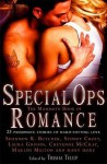 The Mammoth Book Of Special Ops Romance (Mammoth Books) - Trisha Telep