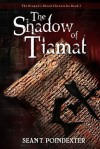 The Shadow of Tiamat (The Dragon's Blood Chronicles, #1) - Sean Poindexter