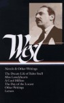 Novels and Other Writings : The Dream Life of Balso Snell / Miss Lonelyhearts / A Cool Million / The Day of the Locust / Letters (Library of America #93) - Nathanael West, Sacvan Bercovitch