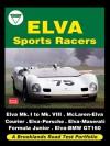 Elva Sports Racers: Road Test Portfolio - R. Clarke