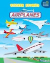 Airplanes [With 75 Reusable Stickers] - Edward Miller
