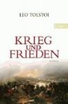 Krieg und Frieden - Leo Tolstoy, Werner Bergengruen