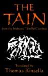 The Táin: from the Irish epic Táin Bó Cuailnge - Anonymous, Louis Le Brocquy, Thomas Kinsella