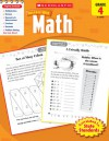 Scholastic Success with Math, Grade 4 - Scholastic Inc., Scholastic Inc.