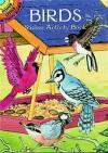 Sticker Book: Birds Sticker Activity Book - NOT A BOOK