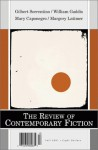 The Review of Contemporary Fiction: Fall 2001: Gilbert Sorrentino/William Gaddis/Mary Caponegro/Margery Latimer - John O'Brien