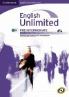 English Unlimited for Spanish Speakers Pre-Intermediate Self-Study Pack (Workbook with DVD-ROM and Audio CD) - Maggie Baigent, Chris Cavey, Nick Robinson