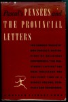Pascal's Pensees and the Provincial Letters - Blaise Pascal