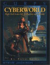 GURPS Cyberworld: High-Tech Low-Life in the One-And-Twenty - Paul Hume, Chris W. McCubbin, Jeff Koke, Dan Smith