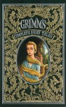 Grimm's Complete Fairy Tales (Leatherbound Classic Collection) by Brothers Grimm ( 2012 ) Leather Bound - Brothers Grimm