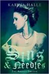 Sins & Needles (The Artists Trilogy #1) - Karina Halle