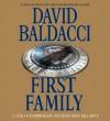 First Family - Ron McLarty, David Baldacci