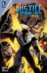 Justice League Beyond 2.0 (2013- ) #8 - Christos Gage, Iban Coello