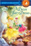 A Dozen Fairy Dresses (Disney Fairies) - Tennant Redbank, Walt Disney Company