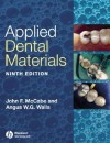 Applied Dental Materials - John F. McCabe, Angus Walls