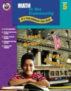 Math in the Community - It's Everyplace You Are!, Grade 5 - School Specialty Publishing