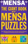 The Giant Book of Mensa Puzzles - Robert Allen, Tim Dedopulos, Zoe Maggs, Sarah Corteel, Jacqui Sheard