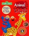Sesame Street: Animal Crafts - Parragon Inc.