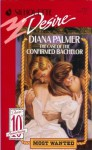 The Case Of The Confirmed Bachelor - Diana Palmer