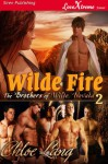 Wilde Fire (The Brothers of Wilde, Nevada #2) - Chloe Lang
