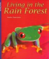 Flying Colors Teacher Edition Pur Nf Living In The Rain Forest - Steck-Vaughn Company, Hammonds
