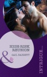 High-Risk Reunion (Mills & Boon Intrigue) (Stealth Knights - Book 1) - Gail Barrett