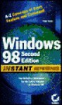 Windows 98 Instant Reference - Sybex