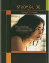 Psychology in Everyday Life Study Guide - David G. Myers, Richard O. Straub
