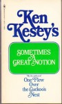 Sometimes A Great Notion (Mass Market) - Ken Kesey
