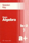 Basic algebra: Solution key - Richard G. Brown